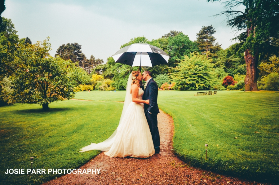 Documentary wedding photographer Whatton House Loughborough